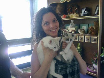 4 gatti per Mara